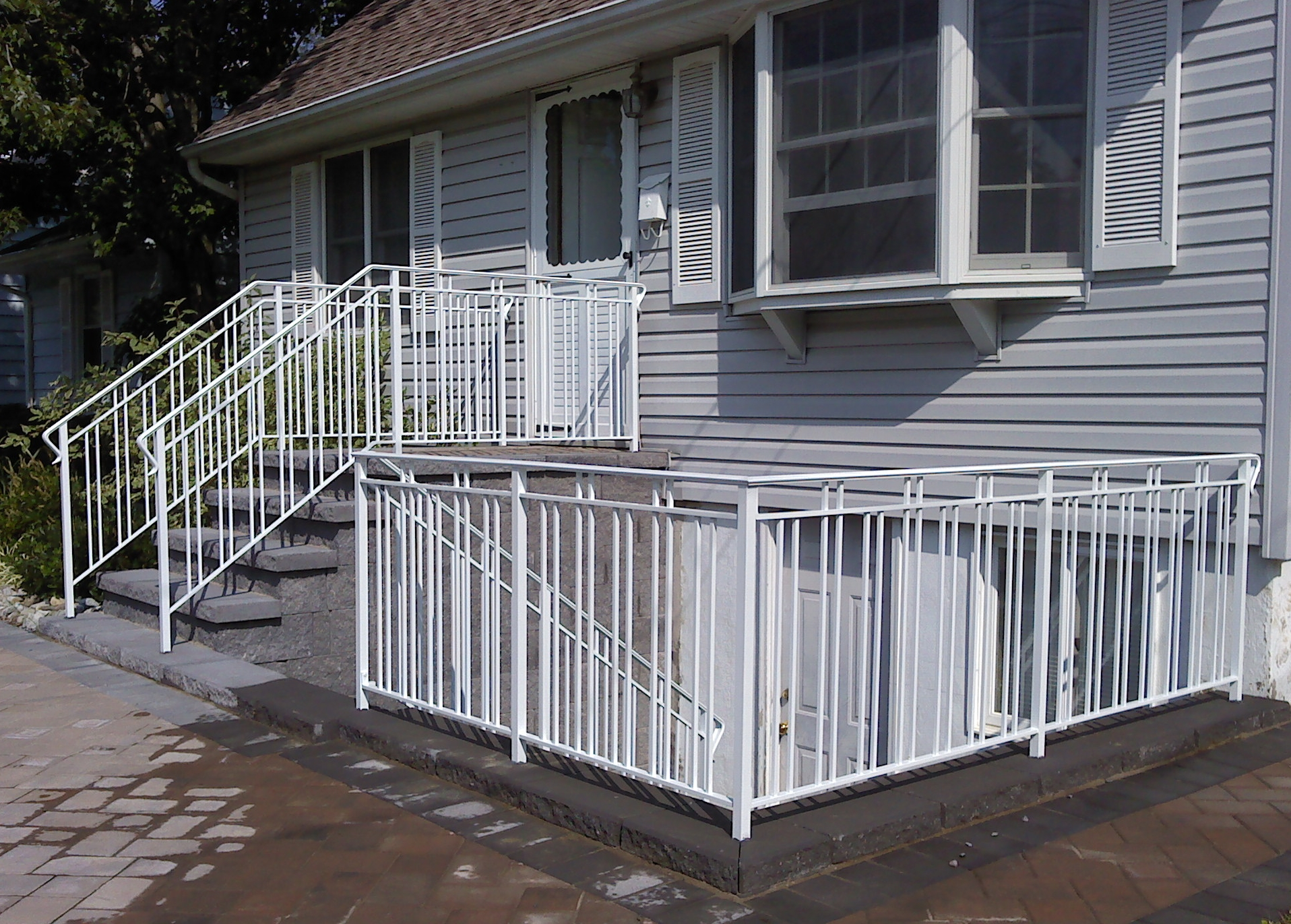 93 stair railings nj
